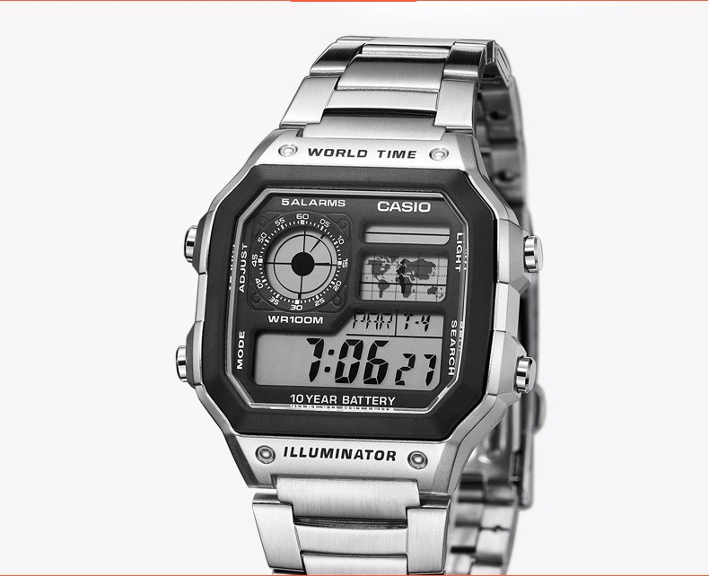 aaa64ec9d819 Guía de compra -junio 2019- de relojes Casio en AliExpress