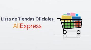 Lista de tiendas oficiales y especializadas de AliExpress – 2017