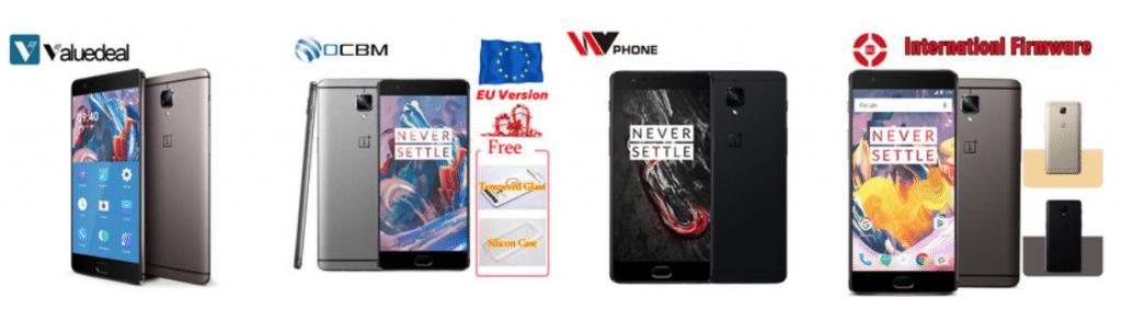 OnePlus на AliExpress