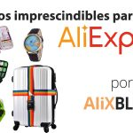 30 productos de AliExpress imprescindibles para tu próximo viaje