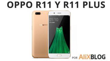 Características del Oppo R11 (y R11 Plus), el móvil que está arrasando en China