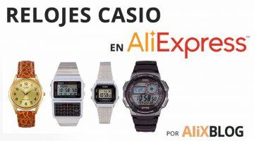 Guía de compra de Casio en AliExpress –Mejores modelos y opiniones