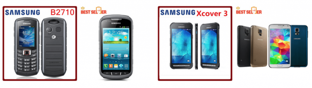 Samsung на AliExpress