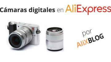 Cámaras digitales en AliExpress ¿valen la pena?
