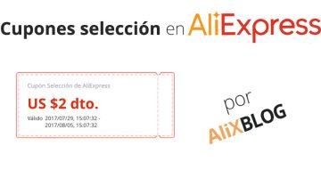 Cupones selección de AliExpress: trucos para sacarles el máximo partido