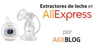 Extractores de leche en AliExpress: guía para comprarlos muy baratos