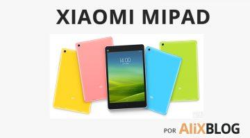 Xiaomi MiPad Tablets: modelos, opiniones y dónde comprarlas baratas