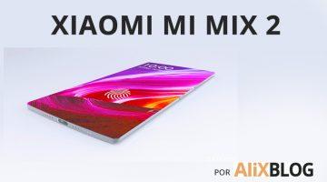 Xiaomi Mi Mix 2 podría ser el móvil más potente de 2017