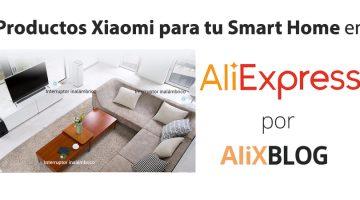 Xiaomi Smart Home: transforma tu hogar al mejor precio con AliExpress