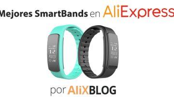 Echamos un vistazo a los mejores smartbands en AliExpress