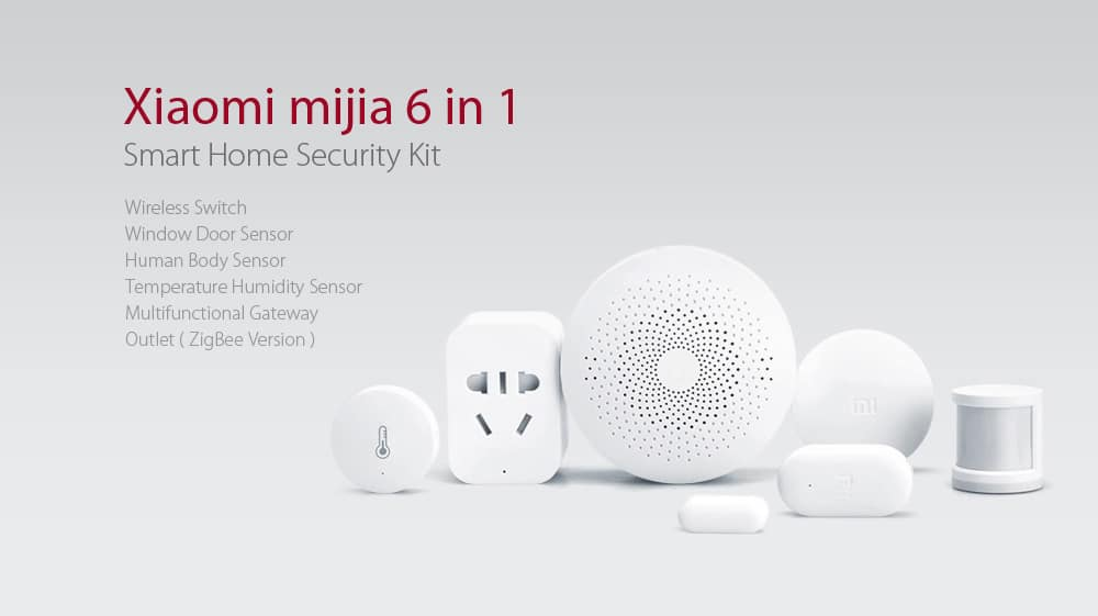Xiaomi and its products for a futuristic Smart Home - 2019 Guide