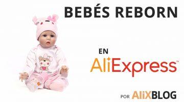 Bebés reborn en AliExpress: opiniones, mejores precios y tiendas
