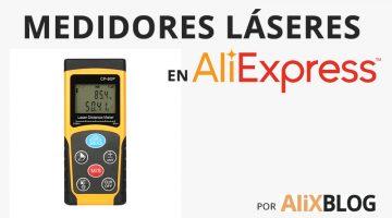 Distanciómetros láser: mejores marcas y modelos en AliExpress