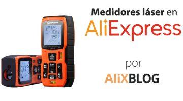 Distanciómetros o medidores láser baratos en AliExpress – Guía completa