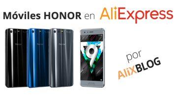 Móviles Honor: ¿Qué nos ofrece la submarca de Huawei?