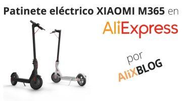 Patinetes Eléctricos Xiaomi en AliExpress: desplazate por la ciudad cómodamente