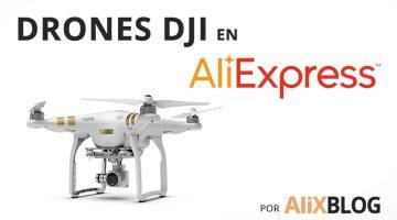 Drones DJI: modelos, diferencias y dónde encontrarlos baratos