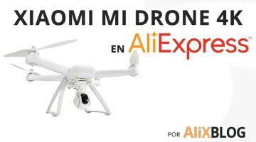 Xiaomi Mi Drone, un dron semiprofesional por un precio sorprendente