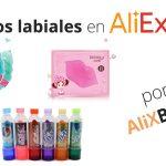 Bálsamos labiales en AliExpress: cuida tus labios por poco dinero