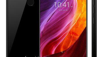 VK World Mix Plus, el primer móvil todo-pantalla por menos de 100 euros