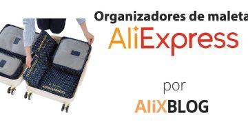 Organiza tu maleta por poco dinero en AliExpress