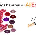 Guía para encontrar el pintalabios perfecto en AliExpress