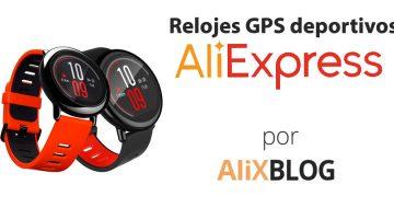 Relojes GPS: qué son y cómo encontrarlos baratos en AliExpress
