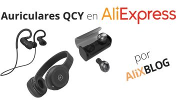 Analizamos los cascos y auriculares de la marca QCY en AliExpress