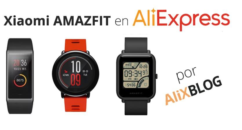 Xiaomi Amazfit Los Mejores Relojes Deportivos Gps Baratos