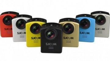 SJCAM M20, la cámara deportiva 2K más compacta de la marca