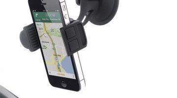 Los mejores soportes de móvil para coche baratos en AliExpress