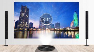 Los proyectores inteligentes XGMI te permitirán tener un cine en casa por un precio más económico