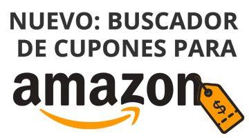 NUEVA HERRAMIENTA: Códigos promocionales y cupones descuento para Amazon España