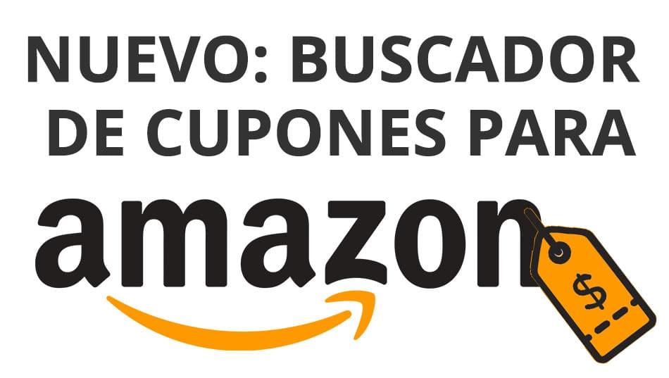 cupones Amazon