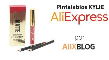 Cómo encontrar los pintalabios de Kylie Jenner en AliExpress