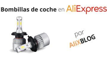 Bombillas para coche en AliExpress: marcas de calidad a precios muy bajos