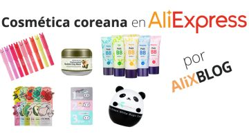 Cosmética coreana en AliExpress: marcas y productos imprescindibles