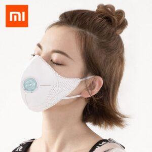 máscara facial anti poluição