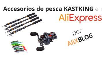 Accesorios de pesca KastKing en AliExpress: análisis y guía de compra