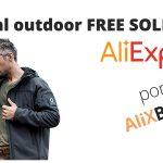 Free Soldier en AliExpress Plaza: ropa de senderismo militar barata