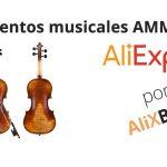 Instrumentos musicales Ammoon en AliExpress: ¿son de buena calidad? – Guía de compra