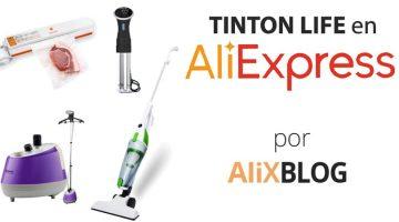 Analizamos la marca Tinton Life y sus pequeños electrodomésticos para el hogar en AliExpress