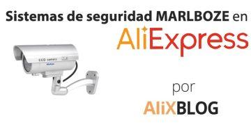 Analizamos la marca Marlboze y sus sistemas de seguridad baratos disponibles en AliExpress