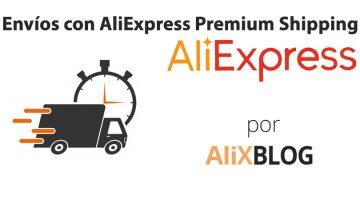 AliExpress premium Shipping: cómo funciona este método de envío