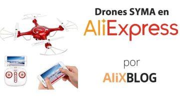Drones Syma en AliExpress: Analizamos sus mejores modelos y cómo comprarlos baratos