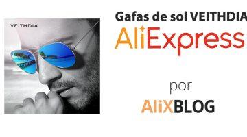 Gafas de sol Veithdia en AliExpress – Análisis y Guía de compra