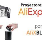 Proyectores AUN: análisis y guía de compra en AliExpress