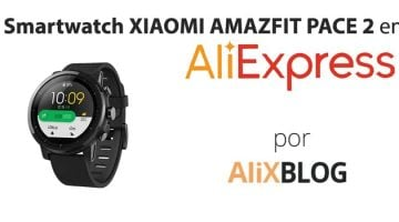 Xiaomi Amazfit Pace 2 Stratos: analizamos el nuevo reloj inteligente disponible en AliExpress