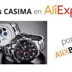 Analizamos los relojes de la marca Casima disponibles en AliExpress