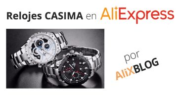 Analizamos los relojes de la marca Casima disponibles en AliExpress